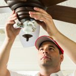Ceiling Fan Repair, Cherryville, North Carolina